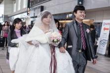 婚攝LOYAL:高雄婚禮攝影-高鐵娶親