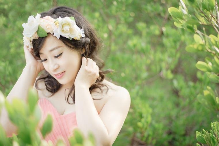 大自然婚紗照-高雄婚攝LOYAL