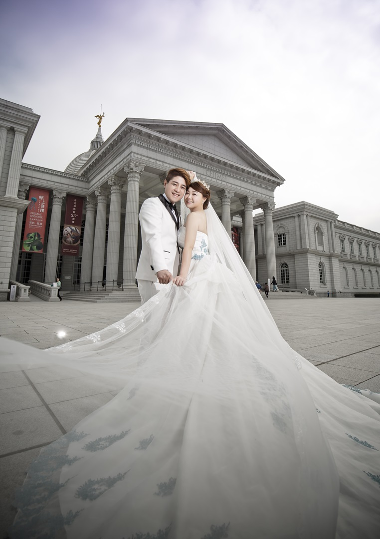 歐風婚紗攝影-高雄婚攝Loyal