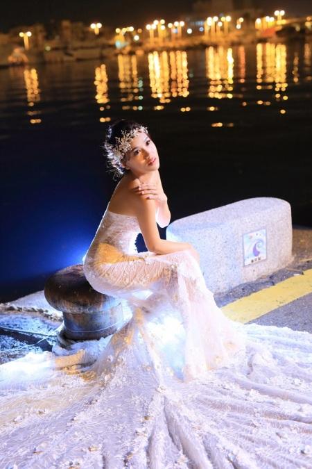 港口夜景婚紗-高雄婚攝Loyal