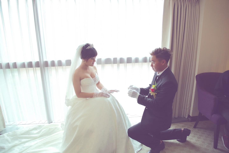 台南婚攝推薦:婚禮攝影師Loyal